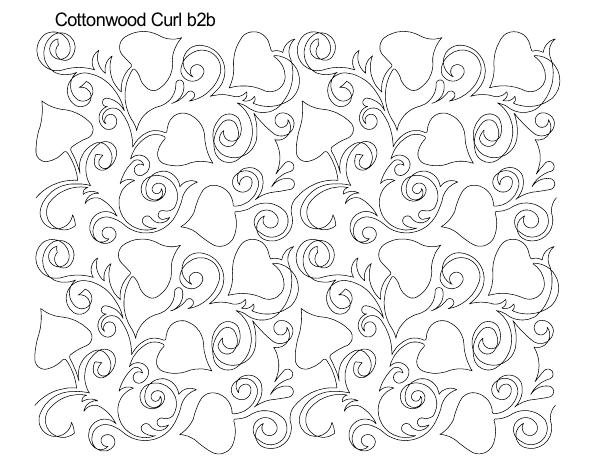 Cottonwood curl anne bright designs for Cottonwood designs