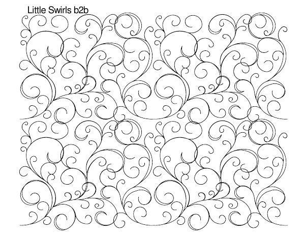 Little Swirls Anne Bright Designs