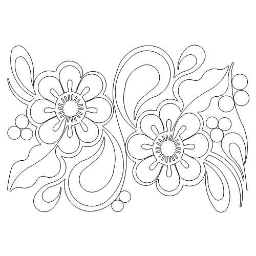 sugar skull flowers anne bright designs