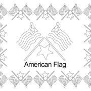 American Flag border set.jpg