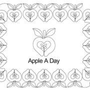 Apple A Day border set.jpg