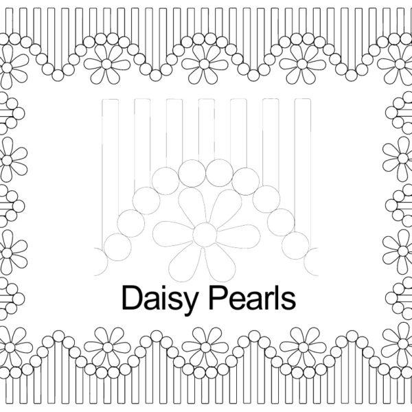 Daisy Pearls border set.jpg