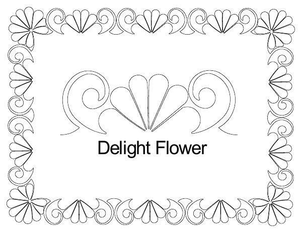 Delight Flower border set.jpg