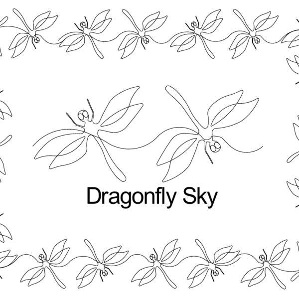 Dragonfly Sky border set.jpg
