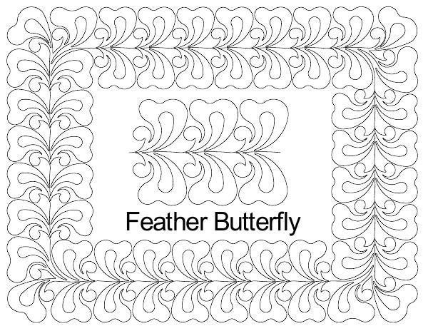 Feather Butterfly border set.jpg