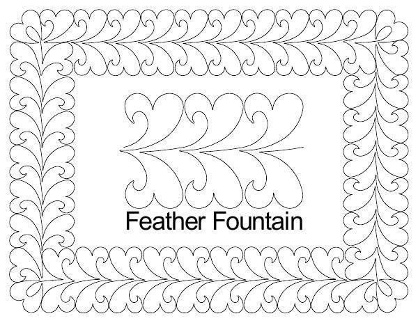 Feather Fountain border set.jpg