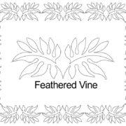 Feathered Vine border set.jpg