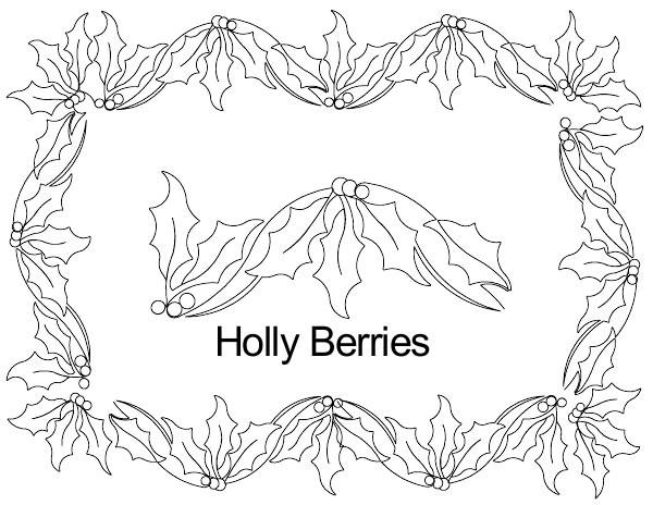 Holly Berries border set.jpg