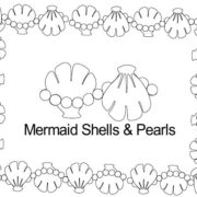 Mermaid Shells and Pearls border set.jpg