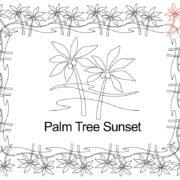 Palm Tree Sunset border set.jpg