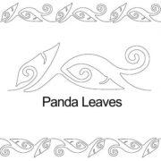 Panda Leaves border set.jpg