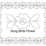 Song Birds Flower border set.jpg