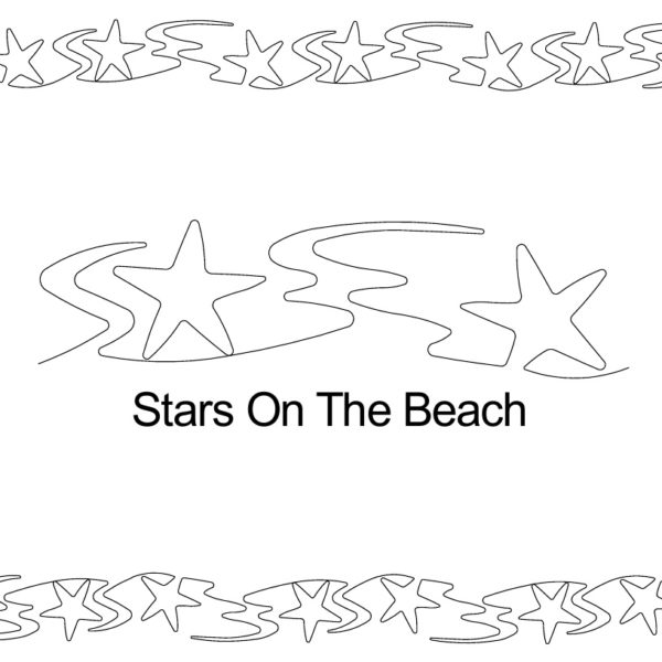 Stars On The Beach border set.jpg