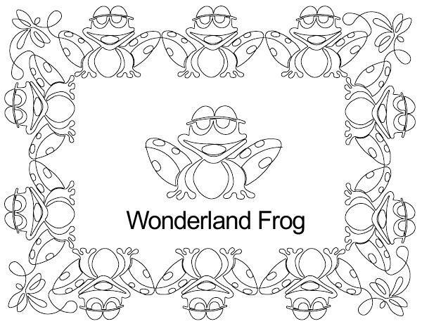 Wonderland Frog border set.jpg
