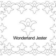 Wonderland Jester border set.jpg