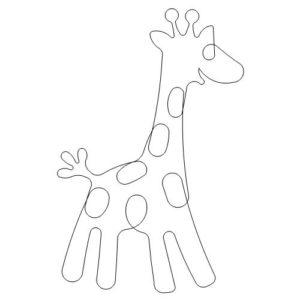 A B Giraffe motif.jpg