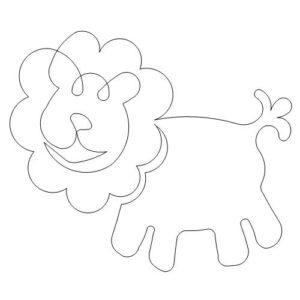 A B Lion motif.jpg