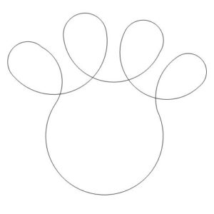 A B Pawprint motif.jpg