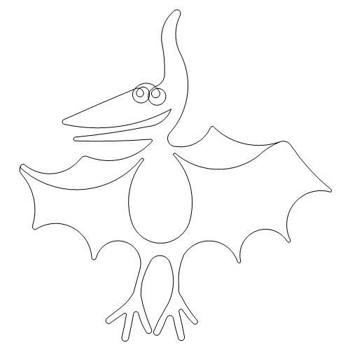Dinomite Pteranoeon motif.jpg