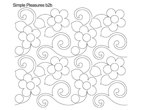 Simple Pleasures – Anne Bright Designs