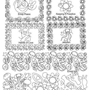 Emoji Peace – Anne Bright Designs